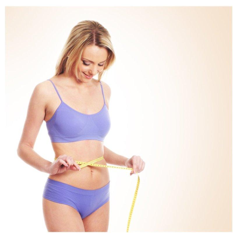 Exzessives Abnehmen kann zu Magersucht führen