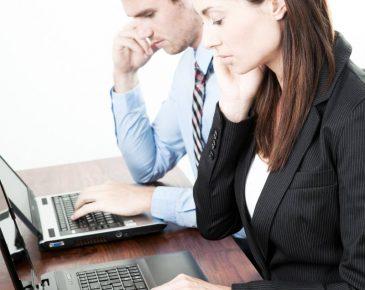 Büro Diät – Abnehmen während der Arbeit?