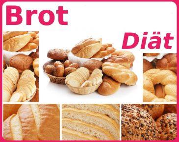 Brotdiät  – ein Tipp zum Abnehmen