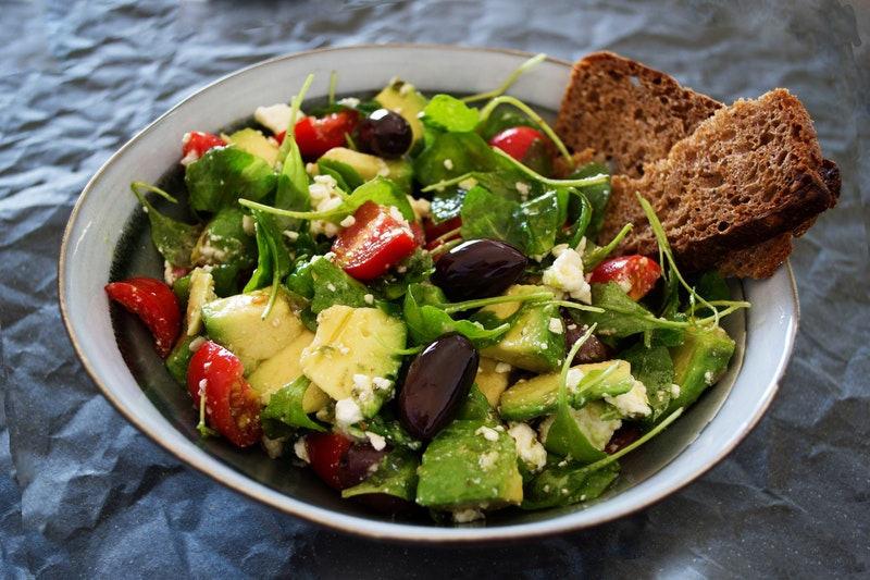 Der perfekte Salat – ideal zum Abnehmen