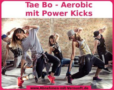 Tae Bo: Mit Kampfkunst und Aerobic zur Traumfigur